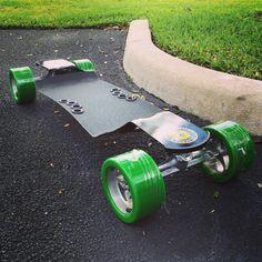 donk board