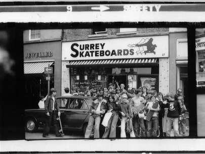 Surrey Skateboards