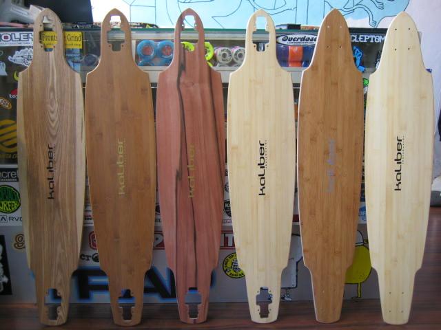 kaliber boards