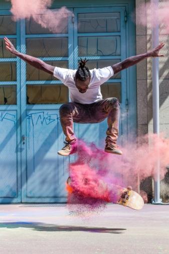 image - skateboarder