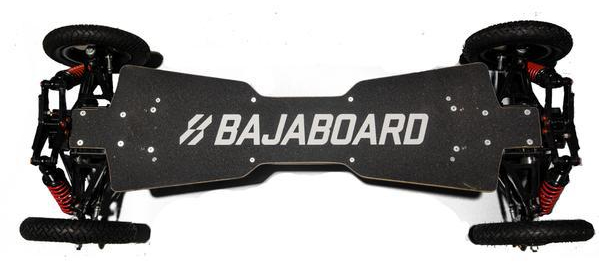Baja board red_grande