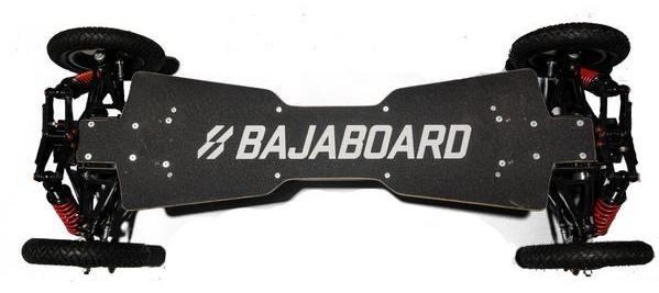 Baja board red_grande